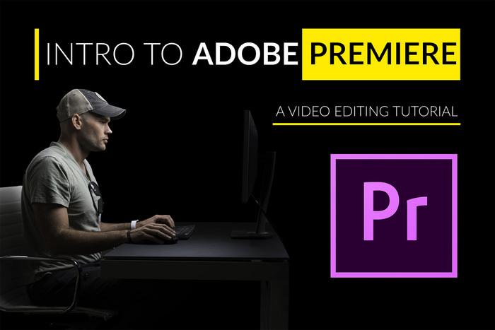 Fstoppers Adobe Premiere视频编辑教程 Intro To Video Editing 后期制作 第1张