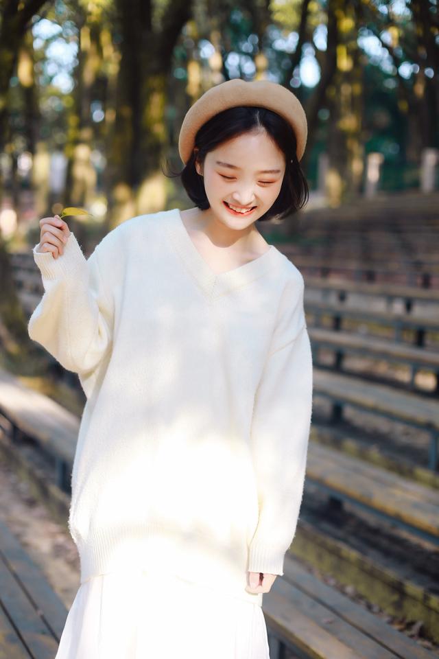 秋天如何更好给女生拍照片?如何拍出让人心动的她呢?