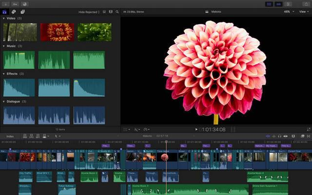 推荐几款适用于自媒体达人制作短视频的视频编辑软件 默认分类 第4张