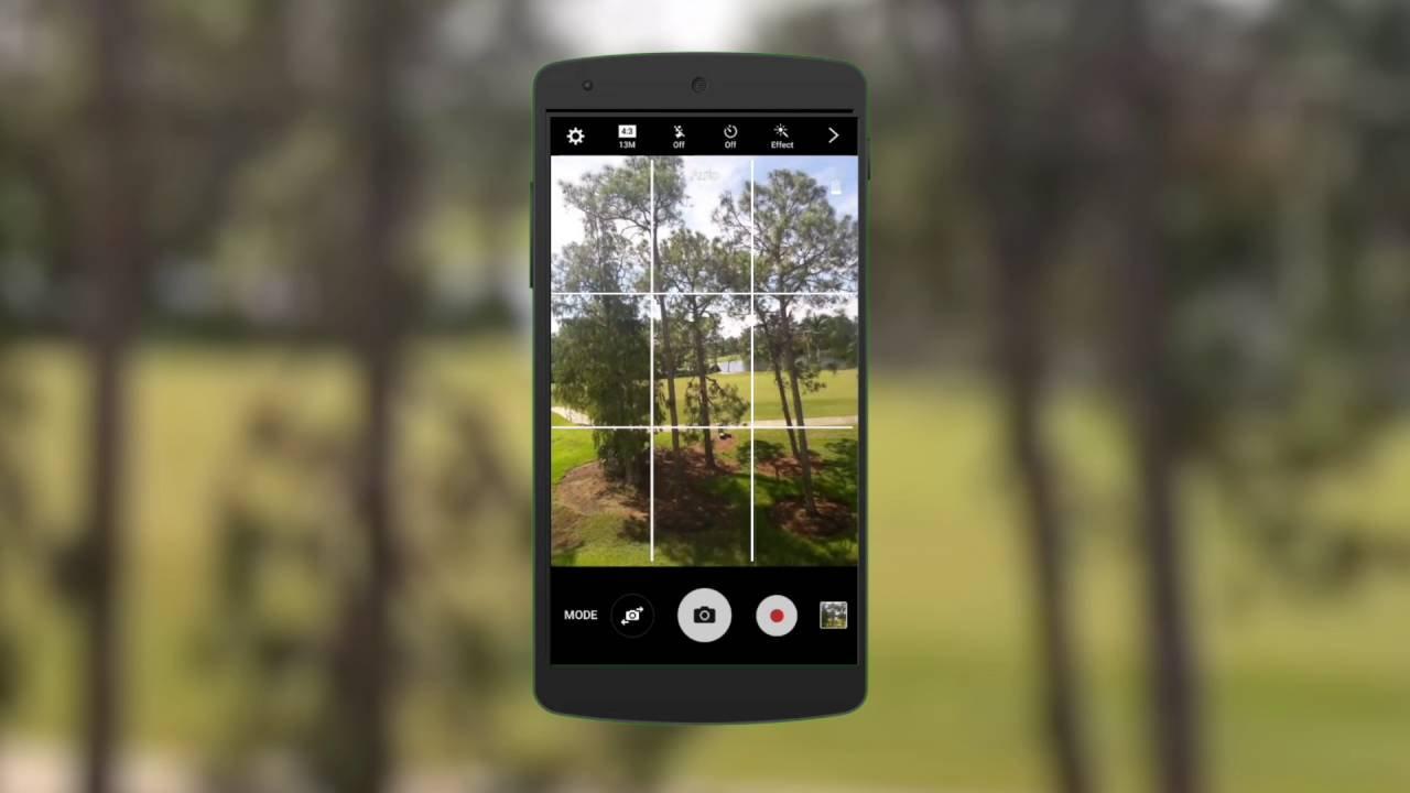 用手机也能拍出单反效果的20个拍摄小技巧