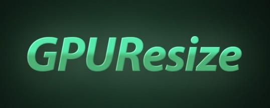 PR插件 GPU加速插件提高画质量清晰度插件 GPUResize v1.2 Win/Mac插图